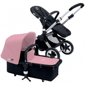 Bugaboo Buffalo Complete Stroller - 2015 - Soft Pink